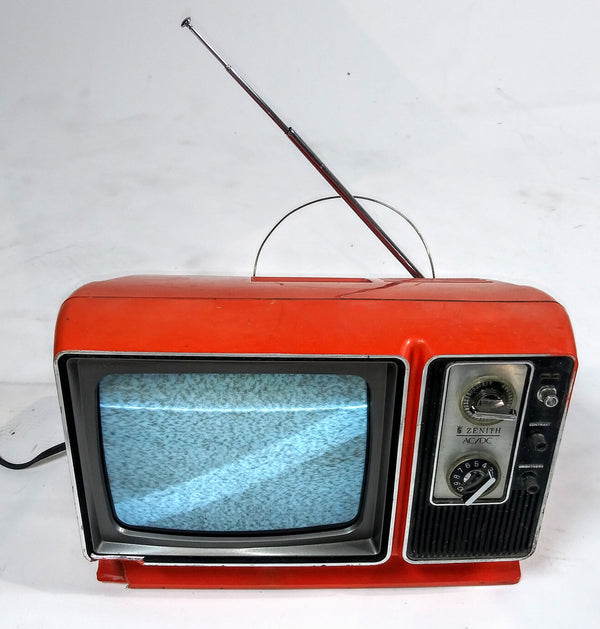The Get Down: Vintage Portable Zenith TV-1