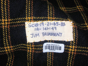 Screenbid Media Company, LLC. - Gangs of New York: Boss Tweed's Black & Yellow Checked Trousers