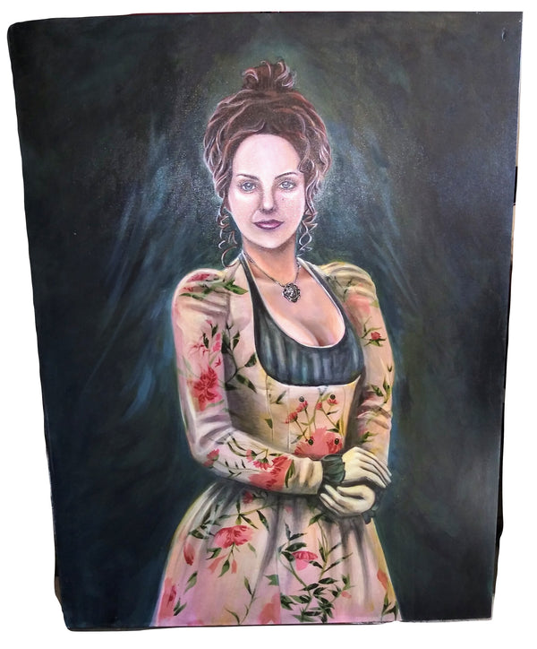 Scary Movie: Master Kane's Wife Painting-1