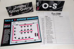 You're The Worst: Jimmy's Rom-EROT Author Sign In Sheet