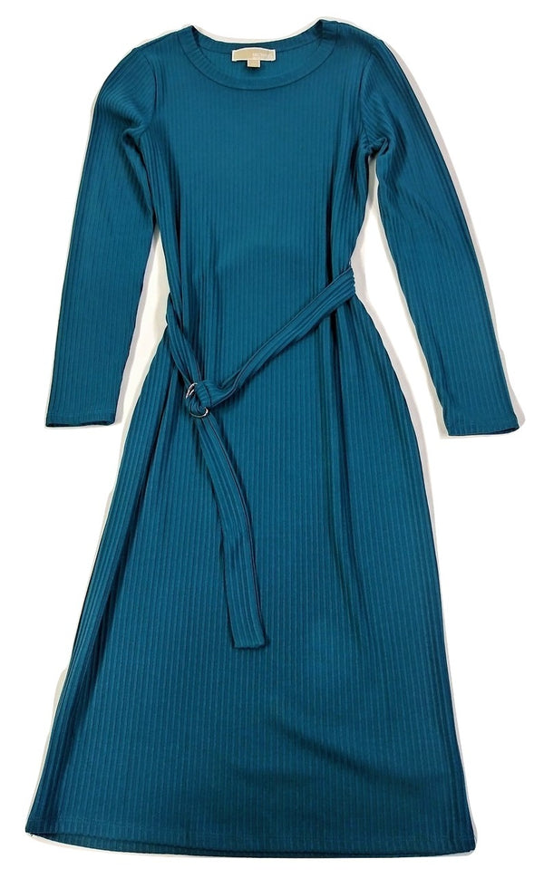 VEEP: Amy's Teal Dress By Michael Kors-1