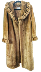 The Get Down: Mylene Cruz' Vintage Fur Coat