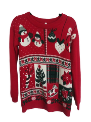 VEEP: Catherine's Christmas Sweater