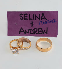VEEP: Selina & Andrew's Flasback HERO Rings