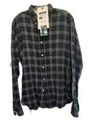 VEEP: Dan's Black and Grey Flannel Shirt