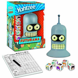 Screenbid Media Company, LLC. - Futurama YAHTZEE Collector's Edition