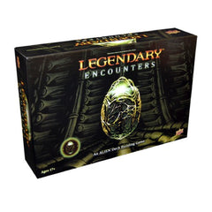 Alien Legendary Encounters: An Alien Deck Building Game