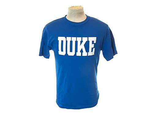 Dr. Ken's Blue Duke T-Shirt