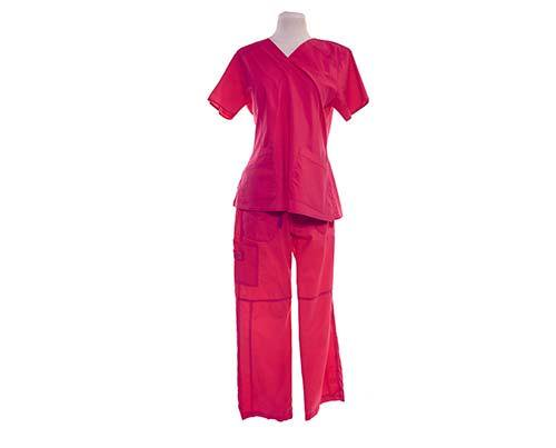 Screenbid Media Company, LLC. - Damona's Scrubs Pink (SET)