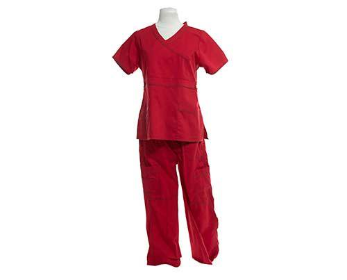 Screenbid Media Company, LLC. - Damona's Red Scrubs (2 of 2)