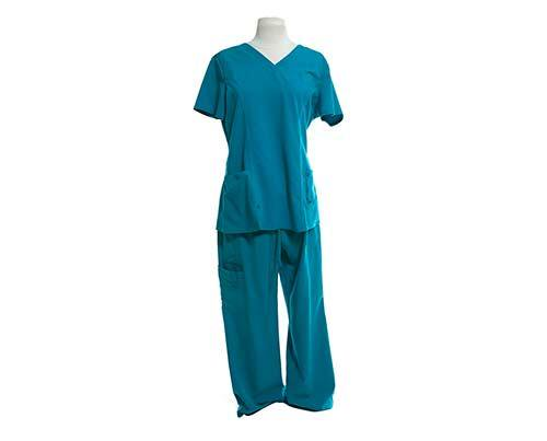 Screenbid Media Company, LLC. - Damona's Teal Scrubs (1 of 2)