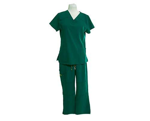 Screenbid Media Company, LLC. - Damona's Pine Green Scrubs (2 of 2)