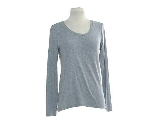 Dr. Ken: Damona's Grey Long Sleeve T-Shirt (1 of 2)-1