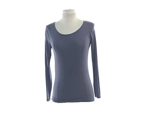 Screenbid Media Company, LLC. - Damona's Pewter Long Sleeve T-Shirt (1 of 2)