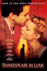 Shakespeare In Love Framed Poster