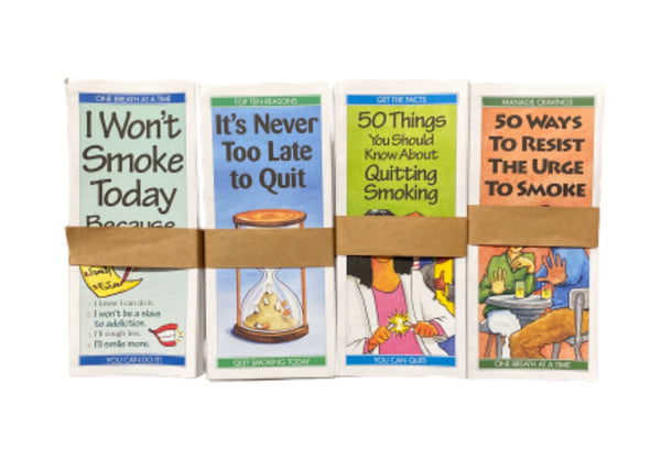 SILICON VALLEY: Monica's Quitting Smoking Pamphlets-1