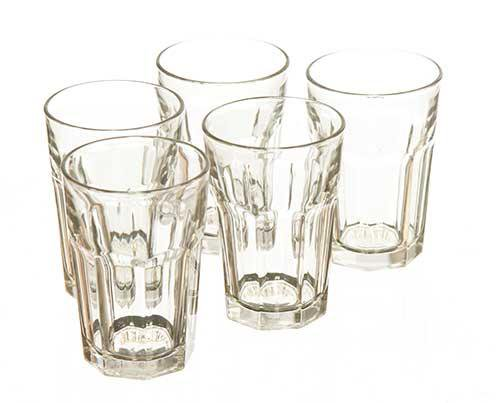 High Note Drinking Glass Set-2