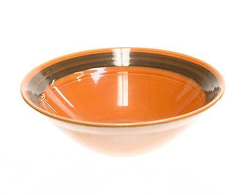 Shelby's House Small Orange Bowls-1