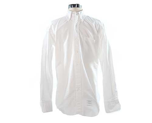 Screenbid Media Company, LLC. - Boyd Crowder's White Button-Down Shirt