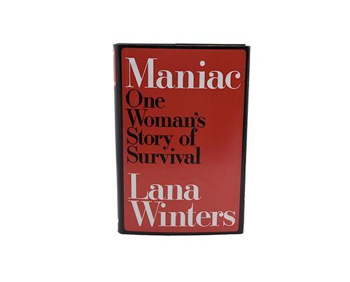 "Screenbid Media Company, LLC. - Asylum: Lana Winter's Novel ""Maniac"""