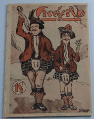 Laurel & Hardy Magazine Cinefilo 1934