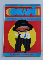 Laurel & Hardy Magazine Okapi March 1985