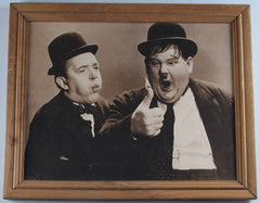 Laurel & Hardy Way Out West Photo