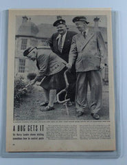 Laurel & Hardy in Scotland Magazine Article