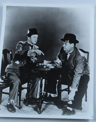 Laurel & Hardy Photo Playing Cards