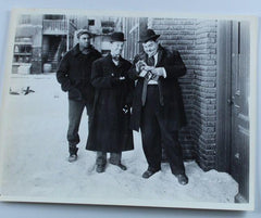 Laurel & Hardy Photo Below Zero (1930)
