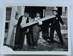 Laurel & Hardy Photo the Finishing Touch (1928) With Edgar Kennedy