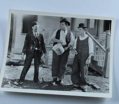 Laurel & Hardy Photo the Finishing Touch (1928)