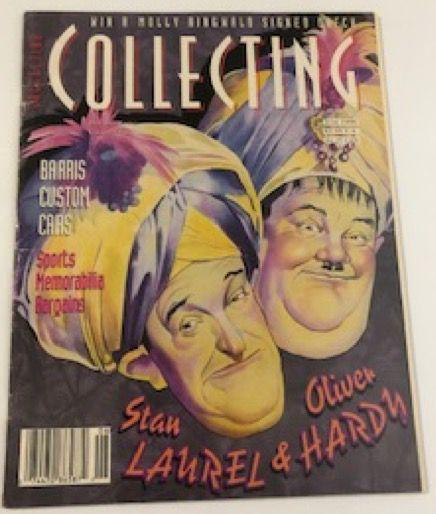 Laurel & Hardy Magazine Collecting June 1996-1