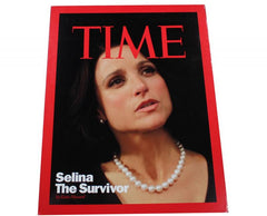 VEEP: Selina's Time Magazine Cover Poster