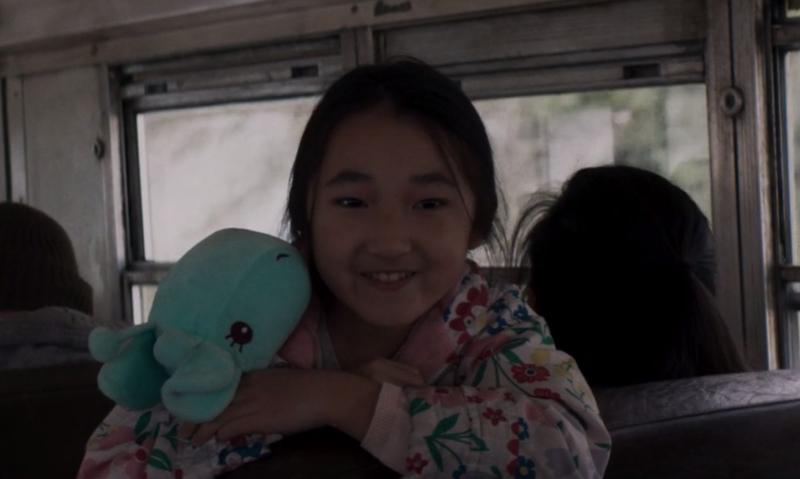 The Perfection: Bus Stuffed Animal