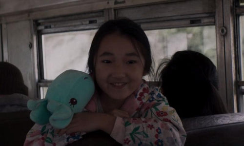 Screenbid Media Company, LLC. - The Perfection: Bus Stuffed Animal