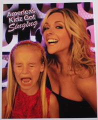 "30 Rock: Jenna Maroney's ""America's Kidz Got Singing"" 8""x10"" Photo"
