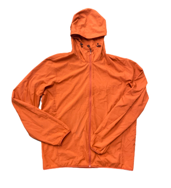 SILICON VALLEY: Dinesh's Orange Uniqlo Windbreaker-2