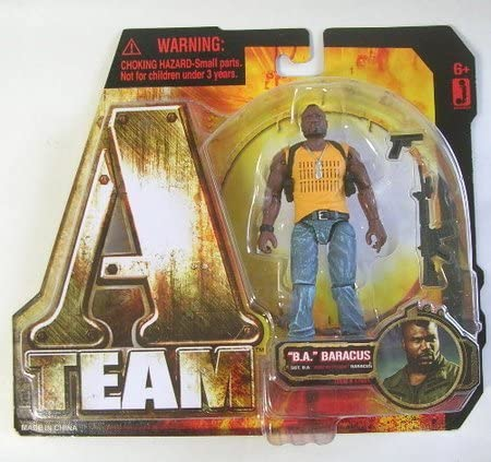"A Team ""B.A."" Baracus Action Figure"
