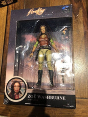 Funko Firefly Legacy Collection Zoe Washburne Action Figure New