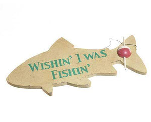 Screenbid Media Company, LLC. - Sweetbriar Rose Diner Fish Plaque