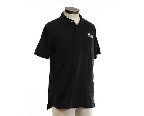 Under The Dome: Aktaion Energy Black Polo - 1 of 4-1