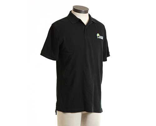 Aktaion Energy Black Polo - 2 of 4