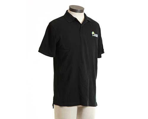 Under The Dome: Aktaion Energy Black Polo - 2 of 4-1