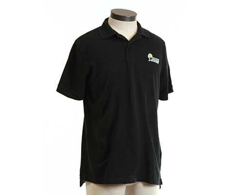 Under The Dome: Aktaion Energy Black Polo - 4 of 4-1