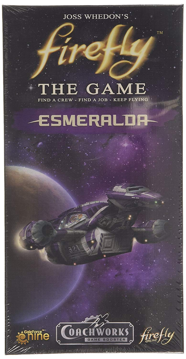 Firefly Esmeralda Expansion Board Game
