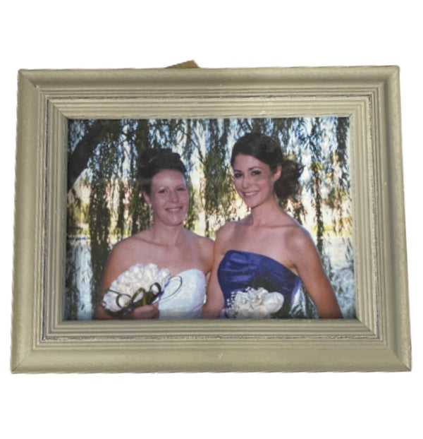 SILICON VALLEY: Monica's Framed Bridesmaid Photo-1