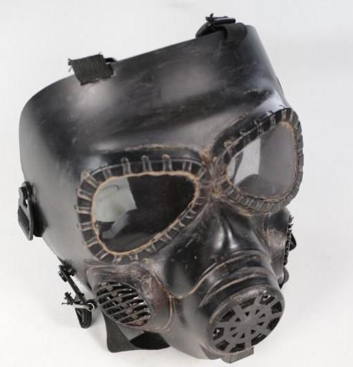 Sons Of Anarchy: Prop Gas mask-1
