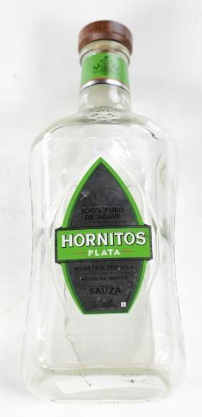 SOA Hornitos Tequila Bottle