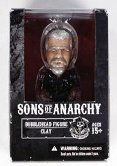 Sons Of Anarchy: Clay Bobblehead Figure